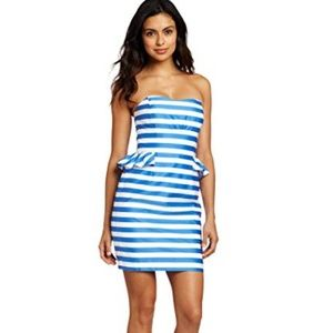 Lily Pulitzer Maybelle Swizzle striped dress